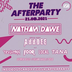 Lockdown Afterparty Tickets | VSA Warehouse Cardiff  | Sat 21st August 2021 Lineup