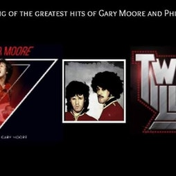 Forever Moore & Twin Lizzy at O'Rileys Tickets   ORILEYS LIVE MUSIC VENUE Hull    Sat 4th December 2021 Lineup