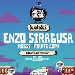 Venue: Social Avenue presents Kaluki w/ Enzo Siragusa, Rossi   Social Avenue Trafford Park    Fri 21st May 2021