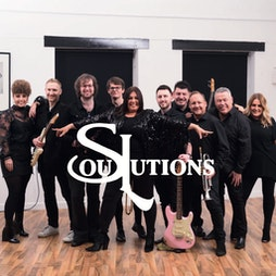 Reviews: SouLutions (full band) live at Hoochie Coochie | Hoochie Coochie Newcastle Upon Tyne  | Fri 30th July 2021