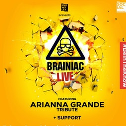 Venue: Brainiac Live  | The Knowsley Social  Knowsley Safari  Prescot  | Mon 31st May 2021