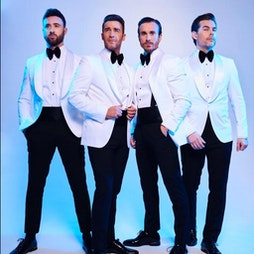 The Overtones at Players Lounge Tickets | Players Lounge Billericay  | Sat 9th October 2021 Lineup