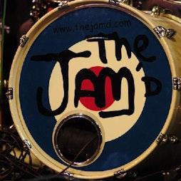 The Jam'd - Jam '82: The Final Gig Tickets   O2 Academy 2 Islington London    Sat 11th December 2021 Lineup