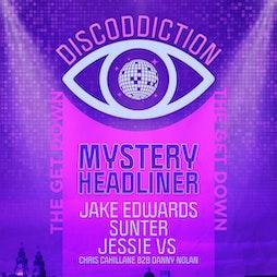 Discoddiction Tickets | District  Liverpool  | Fri 1st October 2021 Lineup
