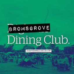 Bromsgrove Dining Club Tickets | Bromsgrove Rugby Football Club Bromsgrove  | Sat 25th September 2021 Lineup