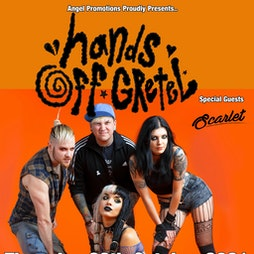 Hands Off Gretel Tickets | The Brickyard Carlisle  | Thu 28th October 2021 Lineup