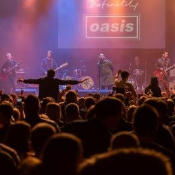 Definitely Oasis - Stockton 2021 Tickets | Georgian Theatre Stockton On Tees  | Fri 18th June 2021 Lineup
