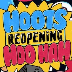 Hoots Reopening Hoo Hah Tickets | Hootananny Brixton London  | Fri 23rd July 2021 Lineup