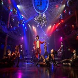 Come What May - The ULTIMATE TRIBUTE to Moulin Rouge | Cheltenham Town Hall Cheltenham  | Thu 27th May 2021 Lineup