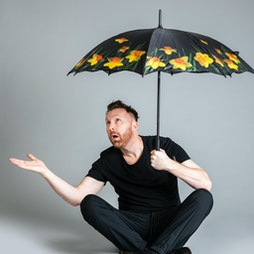 Jason Byrne Audience Precipitation Tickets | Southport Comedy Festival Under Canvas At Victoria Park Southport  | Thu 7th October 2021 Lineup