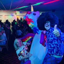 Bingo Nights UK Presents Disco Bingo Tickets | Southport Comedy Festival Under Canvas At Victoria Park Southport  | Sat 16th October 2021 Lineup