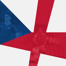 Euro 2020: Matchday 3 - England v Czech Republic + DJ: Dom Chung Tickets   HWK  THE LOT LONDON    Tue 22nd June 2021 Lineup