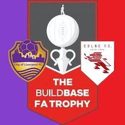 City of Liverpool FC v Colne Tickets | Vauxhall Motors FC Ellesmere Port  | Sat 9th October 2021 Lineup