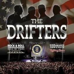 The Drifters | Watersmeet Theatre Rickmansworth  | Fri 21st October 2022 Lineup
