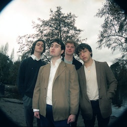 Courting Tickets | The Cookie Leicester  | Fri 24th September 2021 Lineup