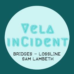 vela incident, bridges, lossline and sam lambeth Tickets   Aatma Manchester    Sat 6th November 2021 Lineup