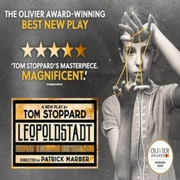 Leopoldstadt | Wyndham's Theatre London  | Tue 22nd June 2021 Lineup