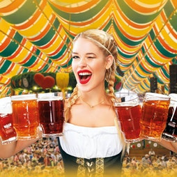 Oktoberfest comes to Leamington Spa! Tickets   The Assembly Leamington Spa    Sat 16th October 2021 Lineup