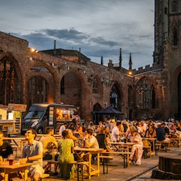 Coventry Dining Club Tickets | Coventry Cathedral Coventry  | Sat 1st May 2021 Lineup
