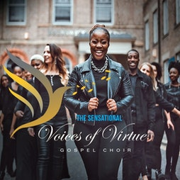 Voices of Virtue Gospel Choir Tickets   Hoochie Coochie Newcastle Upon Tyne    Fri 8th October 2021 Lineup