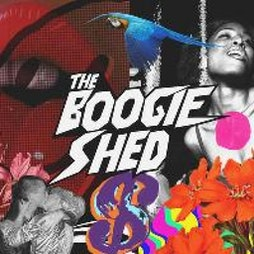 Venue: The Boogie Shed Presents...  | The Boogie Shed Birmingham  | Sat 12th June 2021