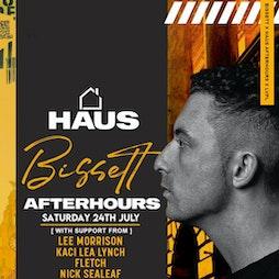 Reviews: HAUS Presents Bissett | Haus Nightclub Liverpool  | Sat 24th July 2021
