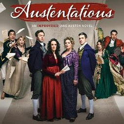Austentatious- The Improvised Jane Austen Novel | Redgrave Theatre Bristol Bristol  | Thu 21st October 2021 Lineup