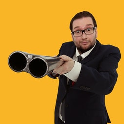 Venue: Gary Delaney Gary In Punderland | Chester Comedy Festival At Chester Racecourse Chester  | Wed 14th July 2021