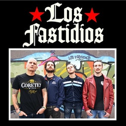 Los Fastidios  Tickets | The Salty Dog Northwich  | Mon 22nd November 2021 Lineup
