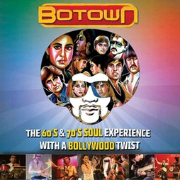 Botown - The Soul Of Bollywood Tickets | 2Funky Music Cafe Leicester  | Sat 27th November 2021 Lineup