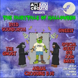 Animal Crossing x You&Me: The Fairytale of Halloween Tickets | The Love Factory Manchester   | Sat 30th October 2021 Lineup