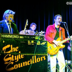 The Style Councillors +The Shapes | The Bullingdon Oxford  | Fri 8th October 2021 Lineup