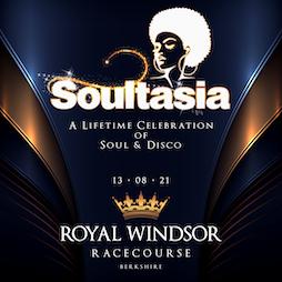 SOULTASIA - Berkshire Tickets   Royal Windsor Racecourse Windsor    Fri 13th August 2021 Lineup
