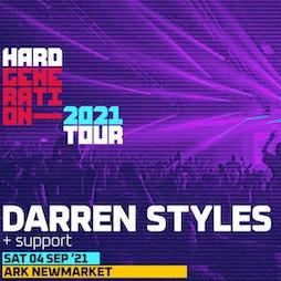 HARD::LIFE Tickets   The ARK Newmarket Newmarket    Sat 4th September 2021 Lineup