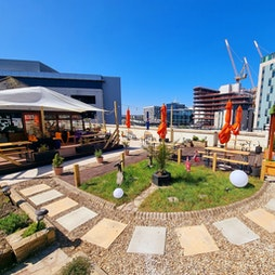 Private Booking Available! | Jacobs Roof Garden Cardiff  | Wed 28th July 2021 Lineup