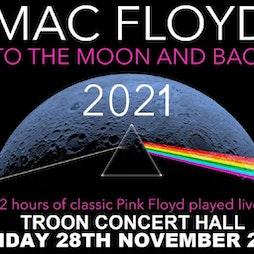 MacFloyd Tickets   Troon Concert Hall Troon    Sun 28th November 2021 Lineup