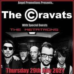 The Cravats with guests The Metatrons Tickets | Rough Trade Bristol  | Thu 29th July 2021 Lineup