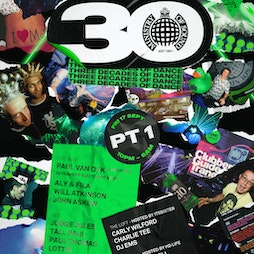 Ministry of Sound 30th Birthday - Part 1 Tickets | Ministry Of Sound London  | Fri 17th September 2021 Lineup