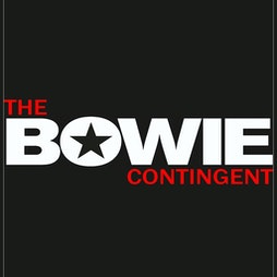 THE BOWIE CONTINGENT - STATION TO STATION LIVE Tickets   Sidney And Matilda  Sheffield    Sat 17th July 2021 Lineup