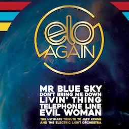 ELO Again    The Place Oakengates Telford    Fri 17th September 2021 Lineup
