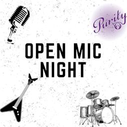 Venue: Open Mic Night | Purity Club Wolverhampton  | Thu 1st July 2021