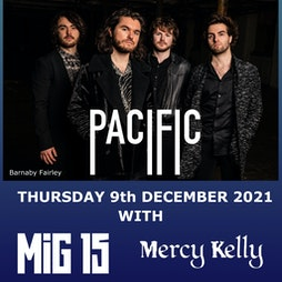 Venue: Pacific | The Salty Dog Northwich  | Thu 9th December 2021