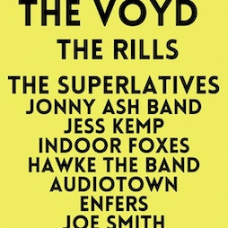 Indie Alldayer - presented by Our Sound Music Tickets | ORILEYS LIVE MUSIC VENUE Hull  | Sun 26th September 2021 Lineup