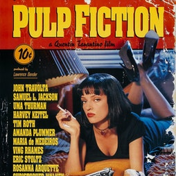 PULP FICTION Tickets | Cambridge Rugby Union Football Club Cambridge  | Sat 30th October 2021 Lineup