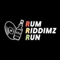 RumRiddimzRun: The Return Tickets | Meraki  Liverpool  | Fri 15th October 2021 Lineup