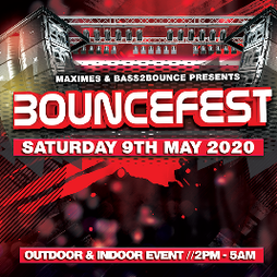 Bouncefest | Pure Nightclub Wigan Wigan  | Sun 4th April 2021 Lineup