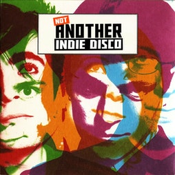Not Another Indie Disco w/guest DJ Eddie Argos Tickets | O2 Academy 2 Islington London  | Sat 25th September 2021 Lineup