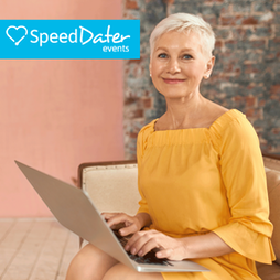 Manchester virtual speed dating   ages 43-55 Tickets   Virtual Event Manchester Manchester    Wed 14th April 2021 Lineup