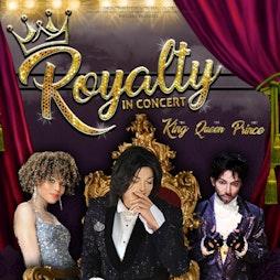 Royalty in Concert   Medina Theatre Newport    Sat 2nd October 2021 Lineup