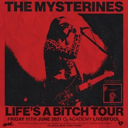 The Mysterines Tickets | O2 Academy Liverpool Liverpool  | Fri 11th June 2021 Lineup